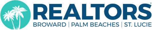 Broward, Palm Beaches & St. Lucie Realtors® Logo